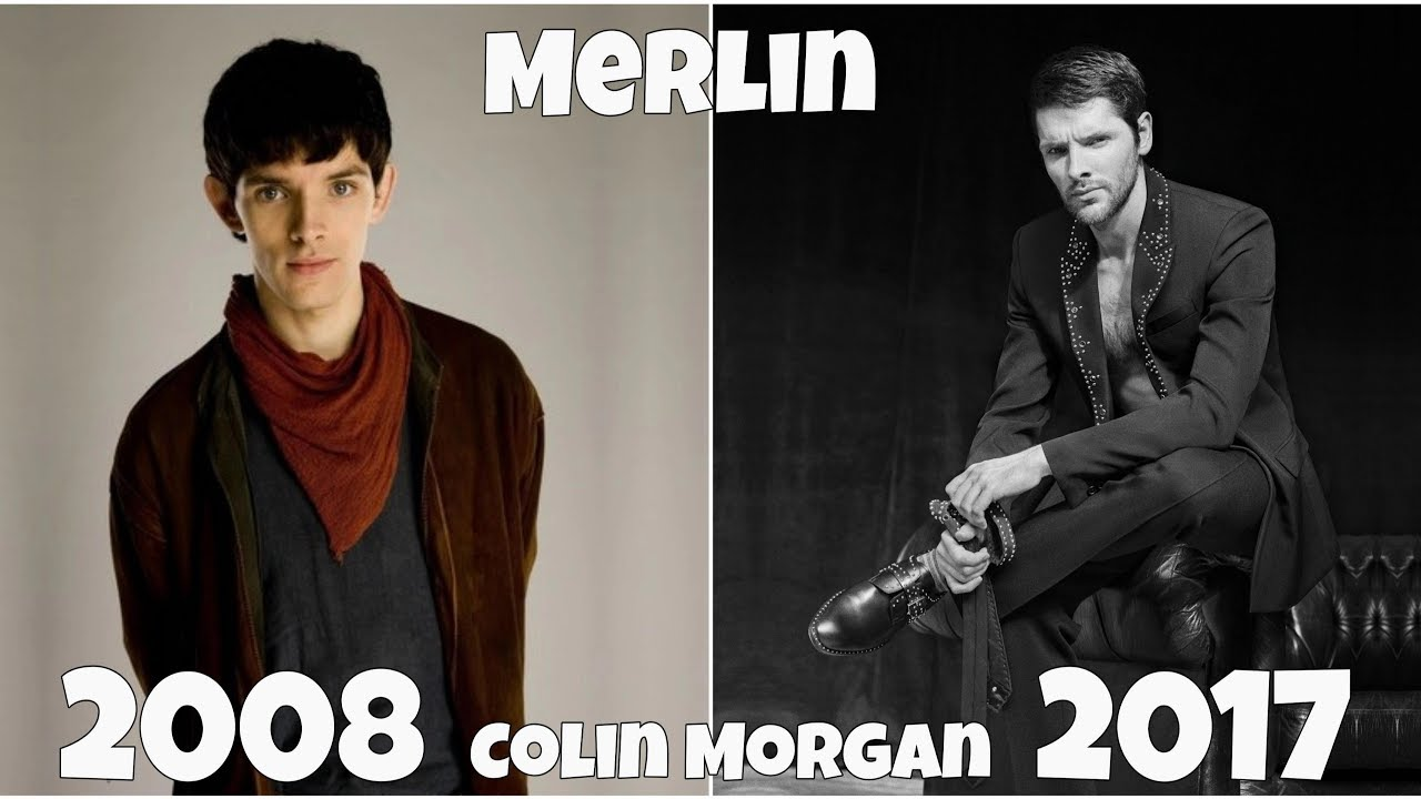 Merlin Then And Now - YouTube