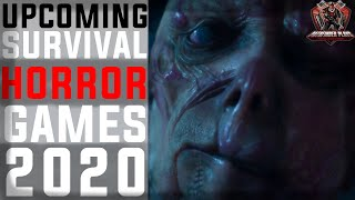 New Upcoming Survival Horror Games   These Are Great!