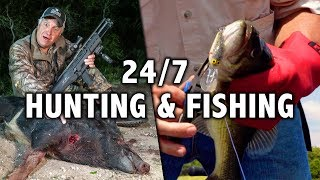 24/7 STREAM OF THE BEST HUNTING & FISHING VIDEOS
