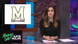 Katie Nolan's passionate plea after death of Maryland's Jordan McNair | Always Late with Katie Nolan