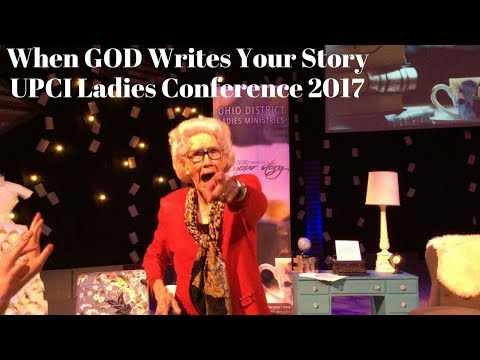 VESTA MANGUN – UPCI Ladies Conference 2017
