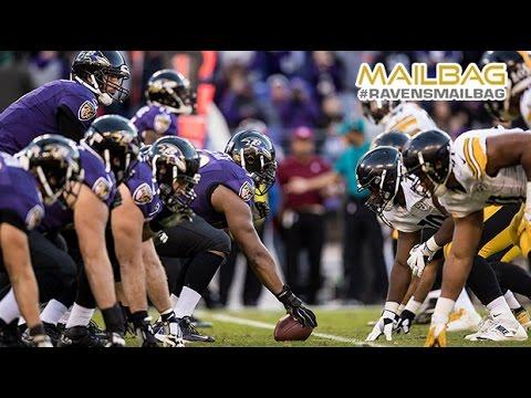 Will Ravens Offensive Line Ever Be 100 Percent Healthy Again? | #RavensMailbag | Baltimore Ravens