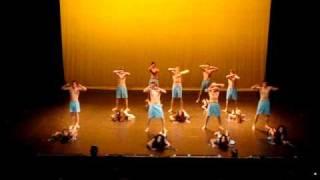 Bailes moderno 2010 -Nelson: Mitologia griega