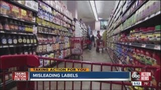 Consumer Reports: Food product health claims