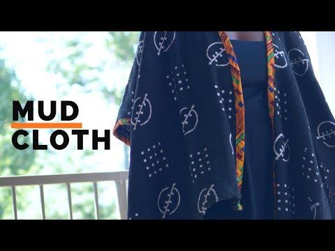 Mud Cloth | African Print Diaries | LAJA