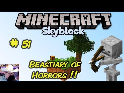 CubeCraft SkyBlock Playthrough – Beastiary of Horrors |