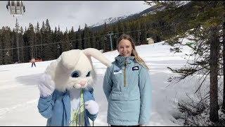 Lake Louise Ski Resort Weekly Update April 18, 2019