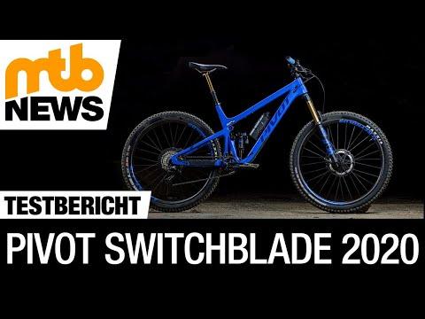 Neues Pivot Switchblade 2020 im Test: Edle Neuauflage des