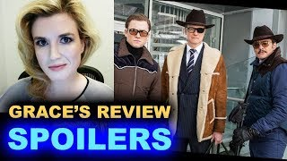 Kingsman The Golden Circle Movie Review SPOILERS