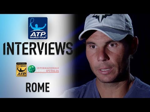 Nadal Going For Record Eighth Rome Title 2018