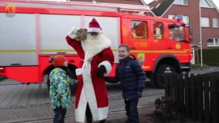 Der Weihnachtsmann bei der Feuerwehr? - Weihnachtsvideo - Freiwilligen Feuerwehr Finkenwerder
