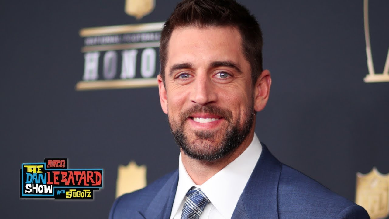 Aaron Rodgers Lists His Favorite Tarantino Films Reacts To Game Of Thrones End Dan Le Batard Show Youtube