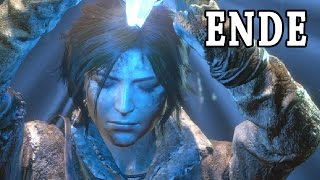 Let's Play Rise of the Tomb Raider Gameplay German Deutsch #40 - Das Ende / Ending