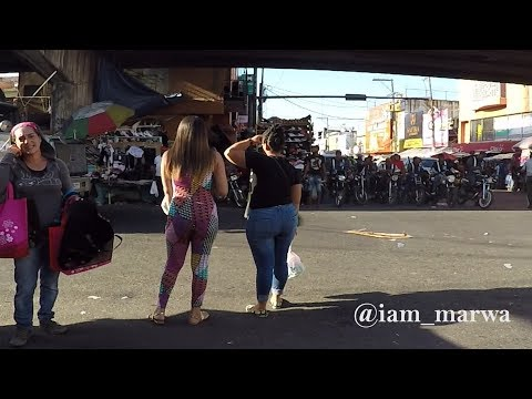 THE REAL STREETS of Dominican Republic || iam_marwa