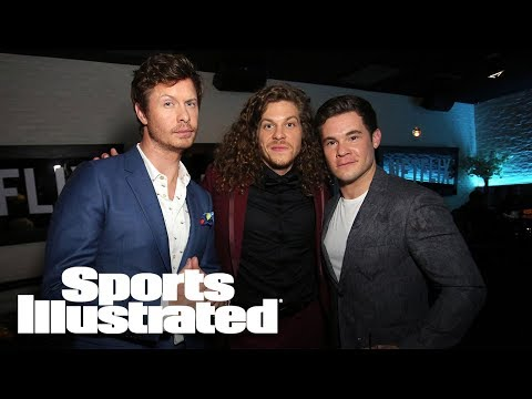 Blake Anderson, Anders Holm Compare Workaholics Trio To NBA Big Three  SI NOW  Sports Illustrated