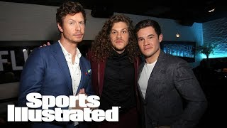Blake Anderson, Anders Holm Compare Workaholics Trio To NBA Big Three | SI NOW | Sports Illustrated