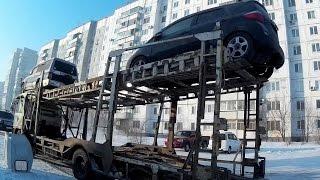 Японский автомобиль из Владивостока