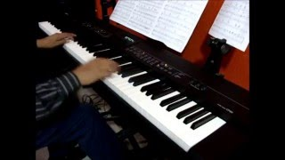 Part of Your World (reprise) Little Mermaid Piano Version