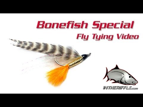 Bonefish Special Fly Tying Video Instructions - Chico Fernandez