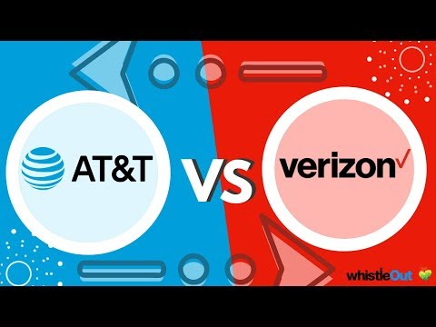 AT&T vs. Verizon: Which Should You Choose??