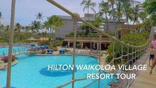 Hilton Waikoloa Village day 1 Big Island Hawaii
