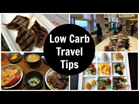 Low Carb Travel Tips | How To Keep Keto While Travelling