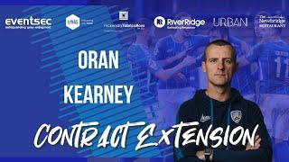 INTERVIEW   Oran Kearney   19th June 2021