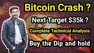 Bitcoin Crash | Cryptocurrency Market update | Bitcoin target 2021