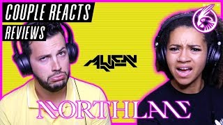 """COUPLE REACTS - Northlane """"Talking Heads"""" - REACTION / REVIEW"""