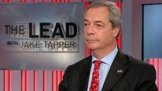 Nigel Farage: Trump, Brexit movements arent racist