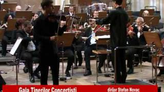 Brahms - Violin concerto in D-dur, Op. 77, 2nd mov