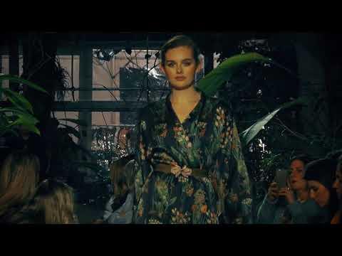"LENA HOSCHEK FASHION WEEK BERLIN AW18/19 - Runway Show ""Wintergarden"""