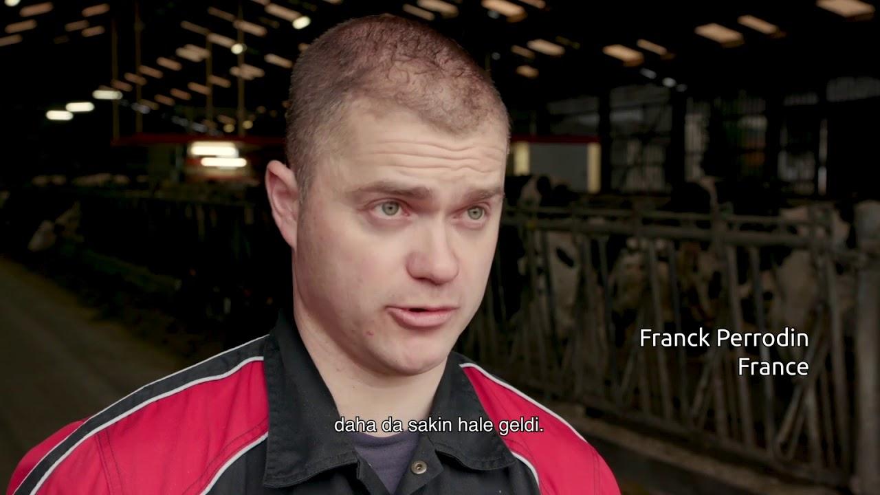 Derleme videosu  – Lely Astronaut A5 pilot customers – TR