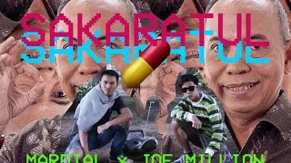 Gambar cover MARDIAL x JOE MILLION - SAKARATUL