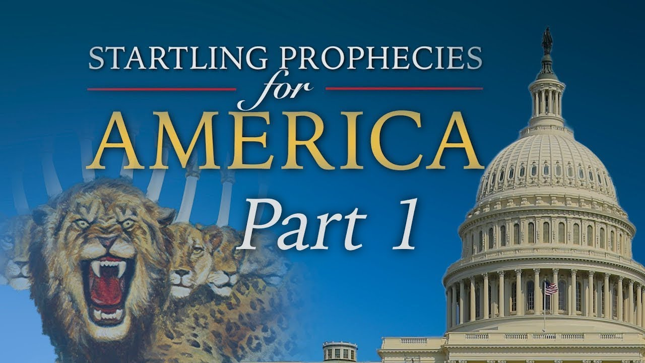 The Beast Identified (Startling Prophecies for America: Part 1)