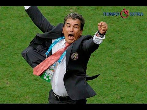"""Jorge Luis Pinto: de """"espía"""" a llegar a cuartos de final del Mundial"""