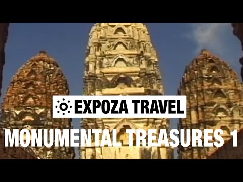 Monumental Treasures of the World 1 Vacation Travel Video Guide