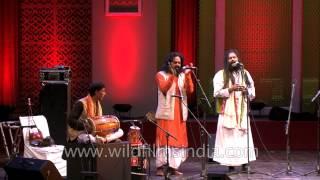 Baul: The folk music of Bengal