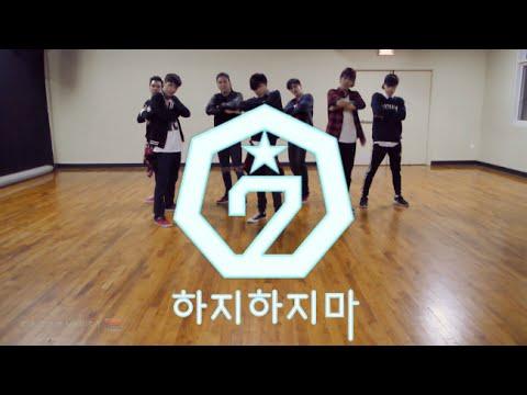 [EAST2WEST] GOT7 - 하지하지마 (Stop stop it) Dance Cover