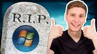Windows Vista is DEAD!  +  Ryzen 5 Processors Announced!  +  Cool Tech You Missed This Week