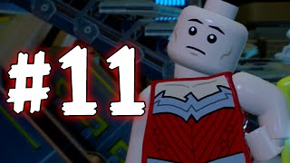 LEGO BATMAN 3 - BEYOND GOTHAM - PART 11 - NEED FOR GREED! (HD)
