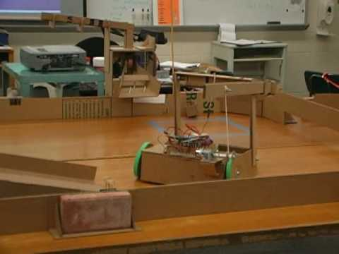 Milton High School Cardboard Robotics, Part #2 (Season 2.5)