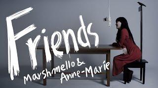 프렌즈(FRIENDS) - 마시멜로 & 앤 마리(Marshmello & Anne-Marie) COVER by 커버리스트
