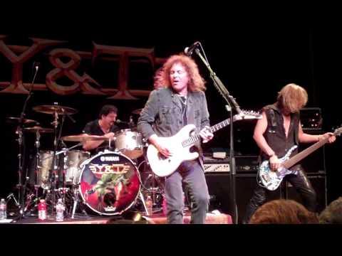 Y&T - Rhythm Or Not - Mystic Theatre - Petaluma - 11-17-2012
