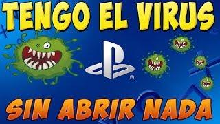 Me INFECTA el virus de PS4 sin abrir mensaje