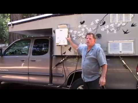 Home made pop up camper remodel youtube for Popup house youtube