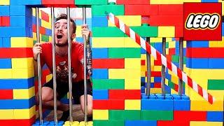 видео лего как сделать тюрьму