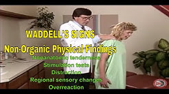 hqdefault - Waddell Signs Of Nonorganic Back Pain