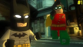 THE BOYS ARE HERE [LEGO Batman] #1