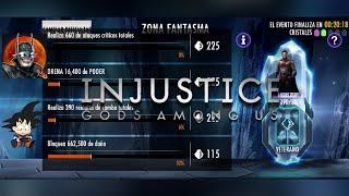 Injustice Gods Among Us Android Evento De La Zona Fantasma #2